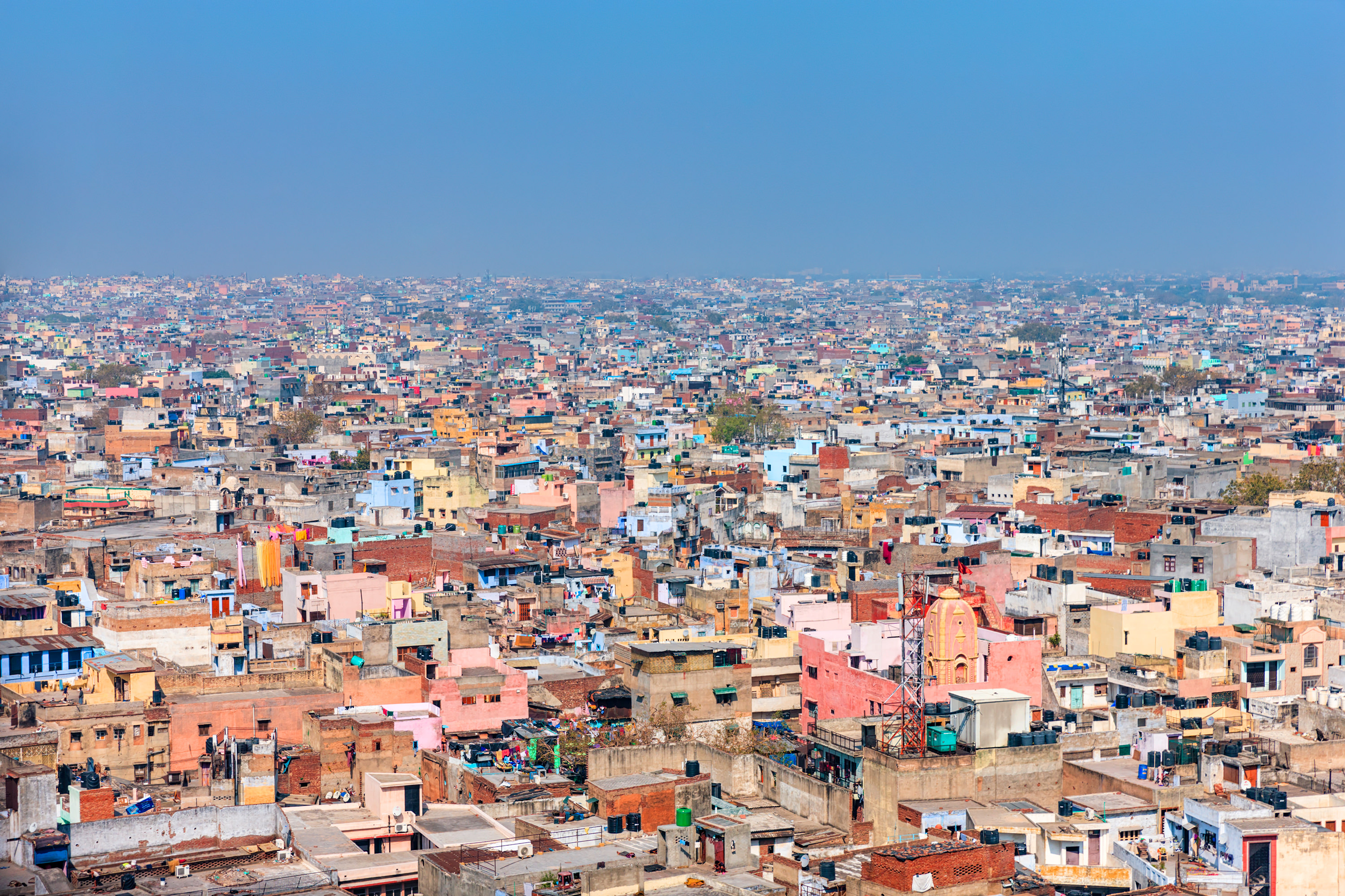 The Urban Geography of Entrepeneurship and Growth in India