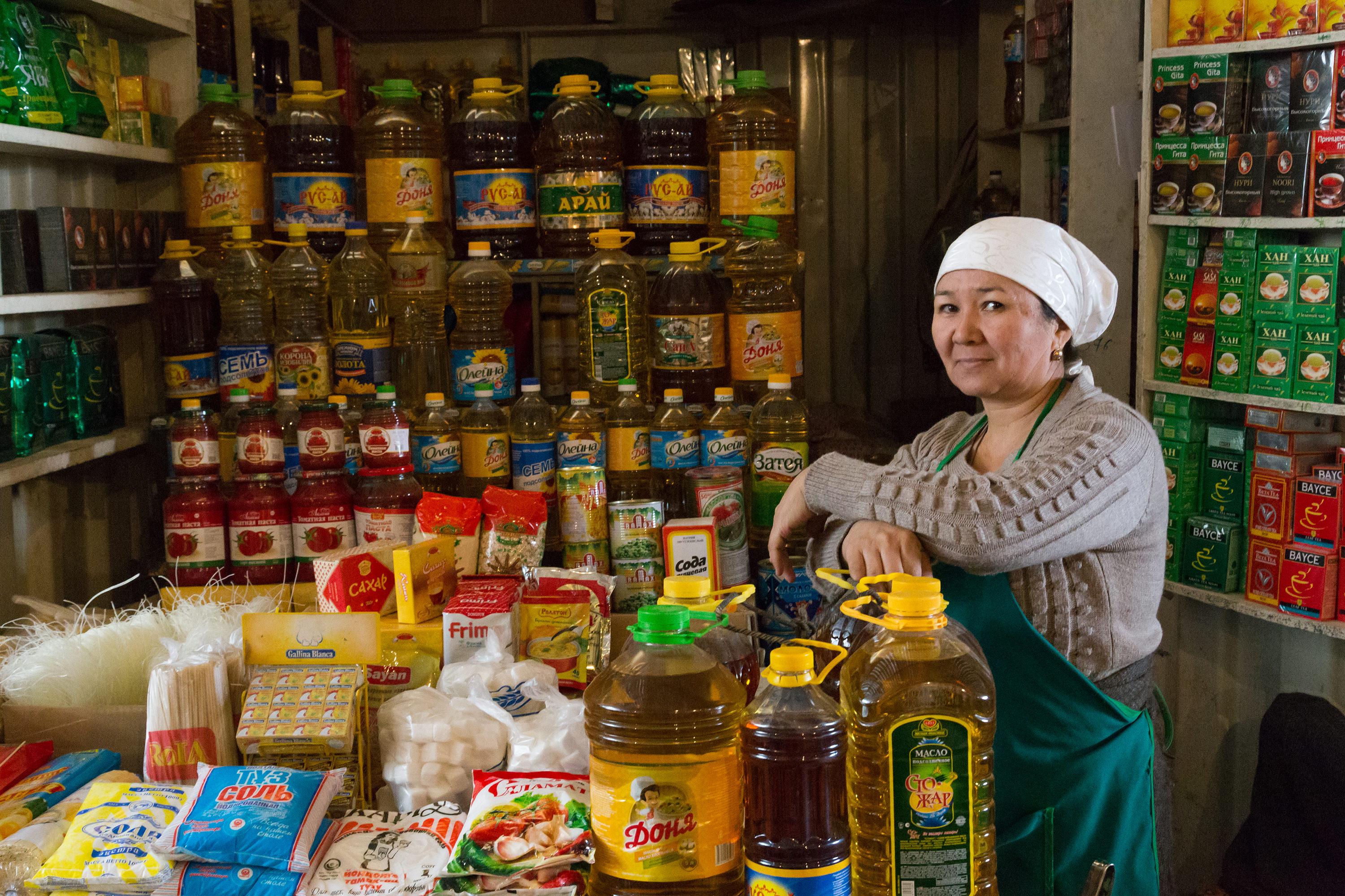 Gender and Employment in Central Asia