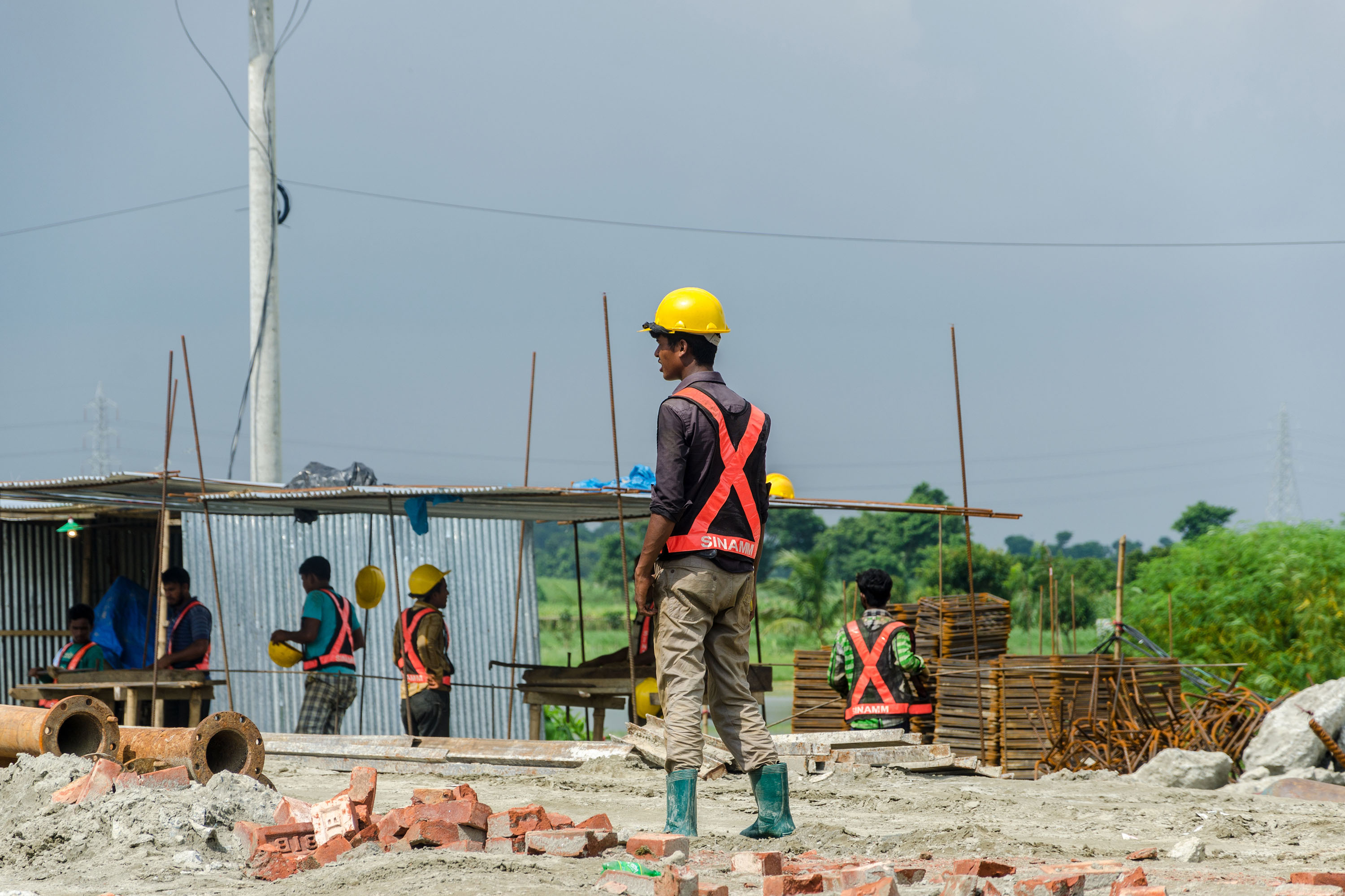Training, Financing, and Matching between Workers and Firms